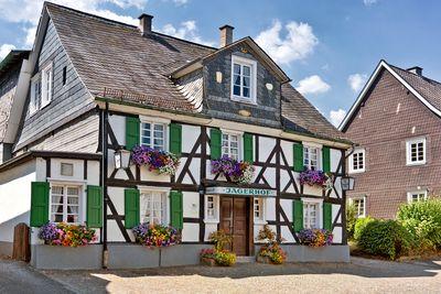 Jägerhof in der Altstadt